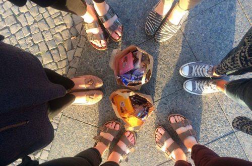 Team Feet